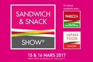 15 et 16 Mars 2017 : Salon Sandwich & Snack Show