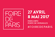 From the 27th April to the 8th May : La Foire de Paris makes the show !