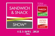 The 4th and 5th April 2018: Sandwich & Snack Show